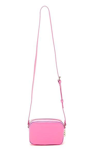 552eb9cda0b6 Versace Кожаная сумка через плечо | SHOPBOP