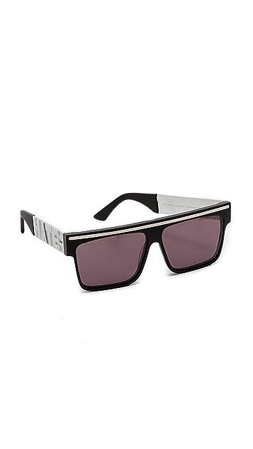 Vintage Frames Company Love / Hate Sunglasses | SHOPBOP