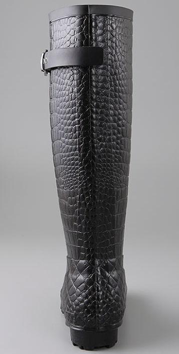 Pour La Victoire Rus Croc Rain Boots