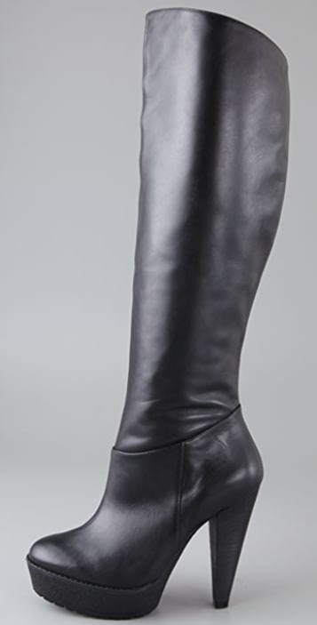 Pour La Victoire Demmi Platform Boots