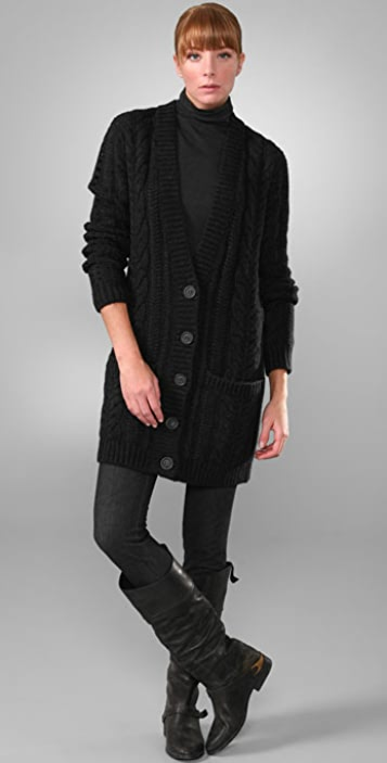 Vince Cardigan Coat