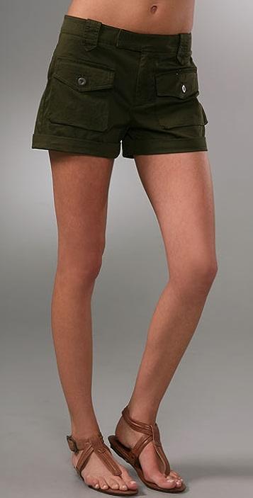Vince Utility Short Shorts