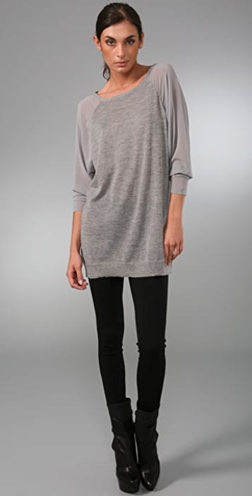Vince Dolman Sweater Dress