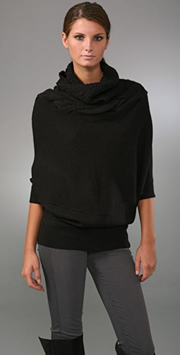Vince Cable Yoke Sweater