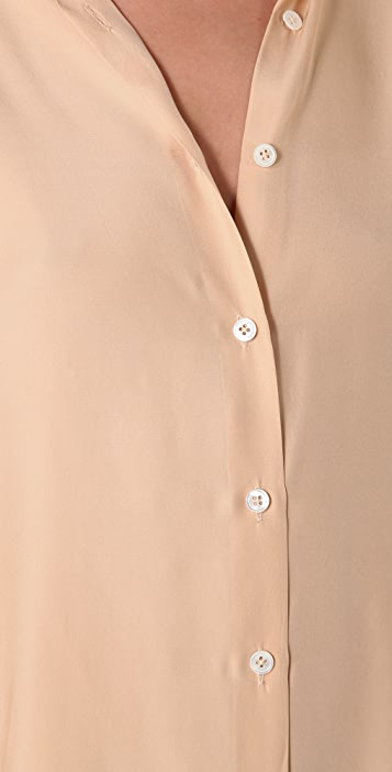 Vince 3/4 Sleeve Blouse