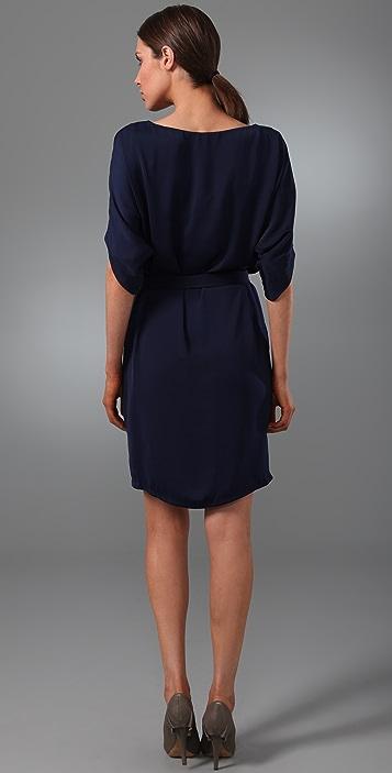 Vince Dolman Sleeve Dress