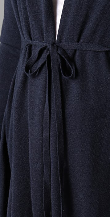 Vince Tie Front Cardigan