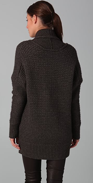 Vince Shawl Collar Cardigan Sweater