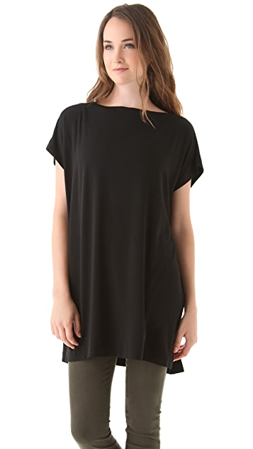 Vince Boat Neck Tunic