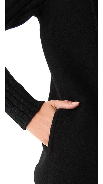 Vince Rib Collar Jacket