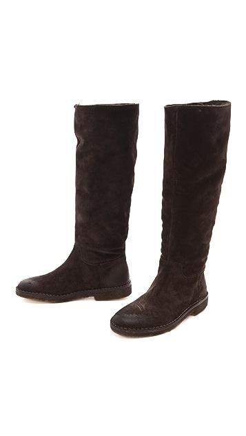 Vince Connor Suede Boots