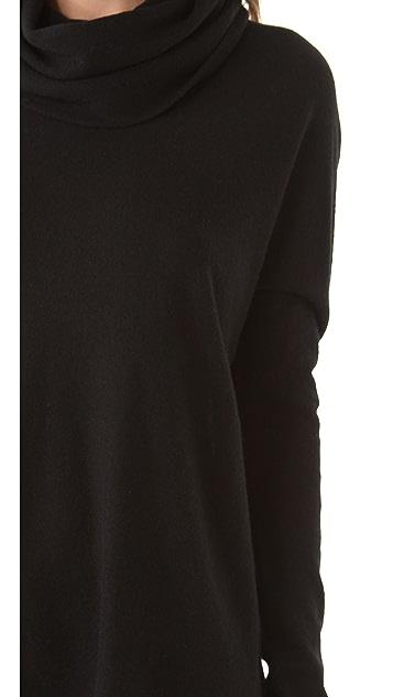 Vince Cowl Neck Cashmere Sweater