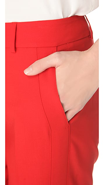 Vince Solid Track Trousers
