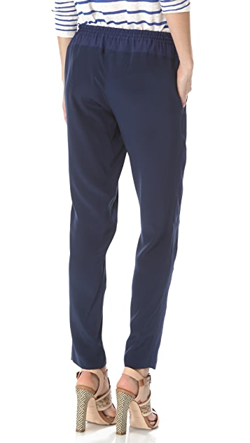 Vince Solid Track Pants