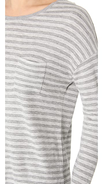 Vince Double Layer Tee