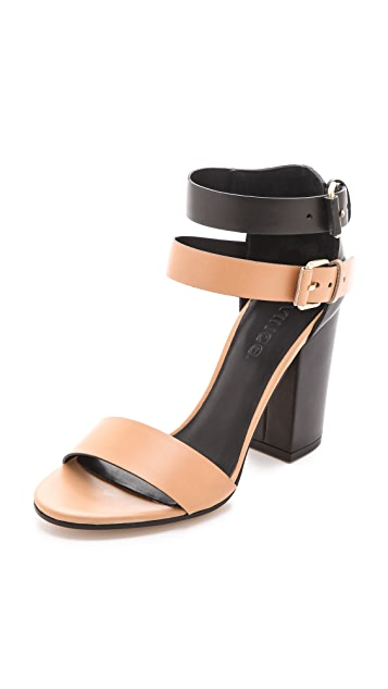 Vince Lana Double Strap Sandals
