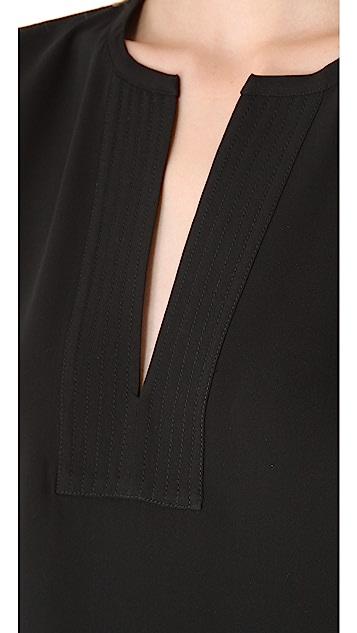 Vince Split Front Dress