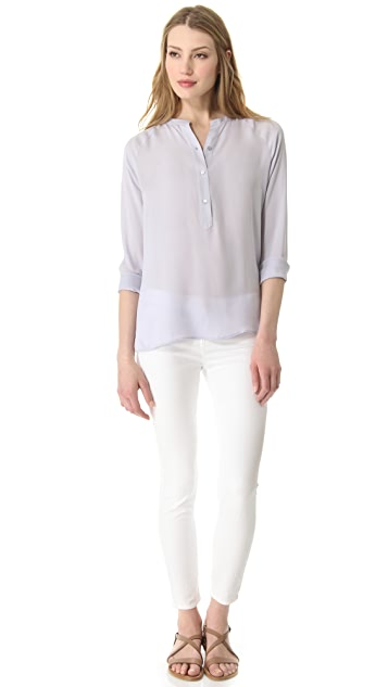 Vince Raglan Sleeve Top