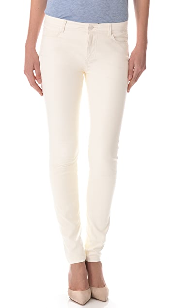 Vince Stretch Leather Pants