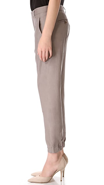 Vince Solid Trousers