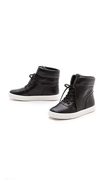 Vince Cori High Top Sneakers