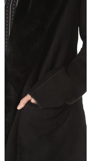 Vince Drape Jacket