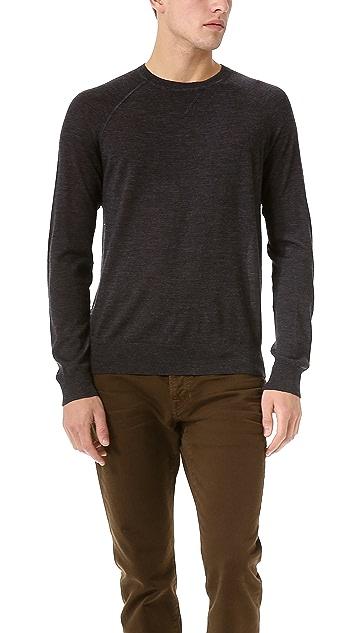 Vince Merino Crew Neck Sweater