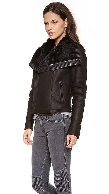 Vince Shearling Jacket