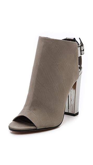 Vince Addison Cutout Booties