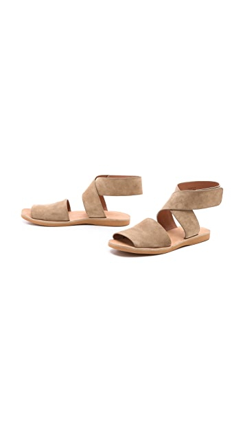 Vince Sabine Suede Sandals