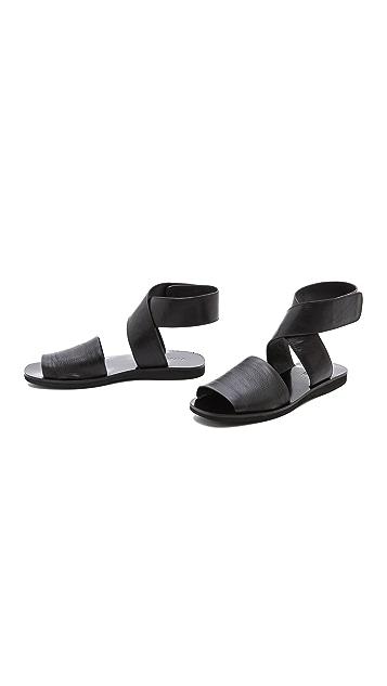 Vince Sabine Leather Sandals