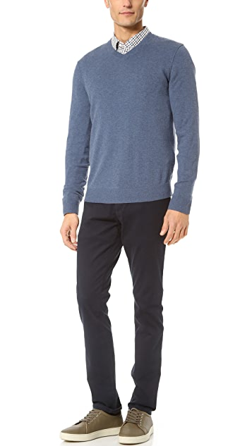 Vince Classic V Neck Pullover