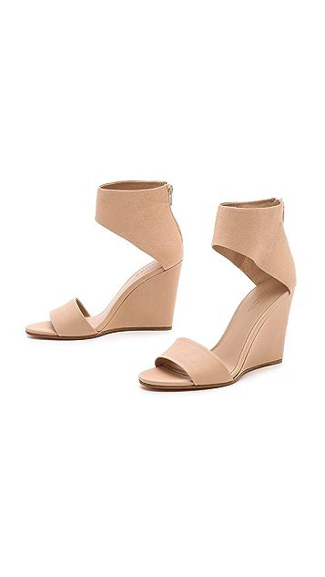 Vince Kelan Wedge Sandals