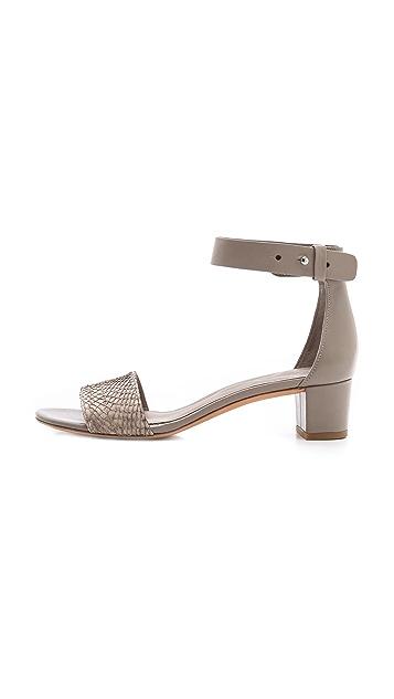 Vince Remy Low Heel Sandals