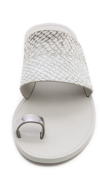 Vince Sandrine Toe Ring Sandals