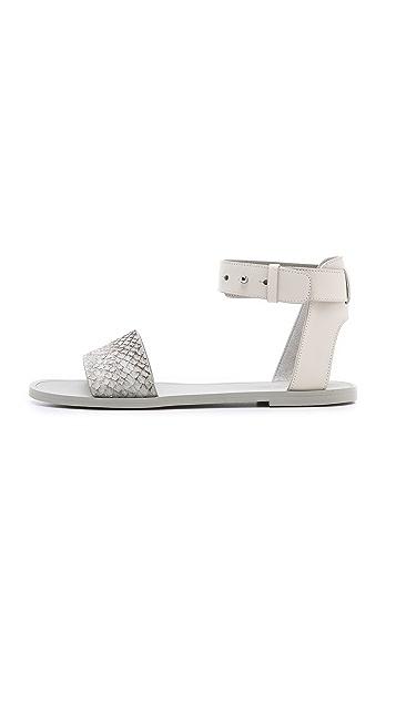 Vince Sawyer Flat Sandals