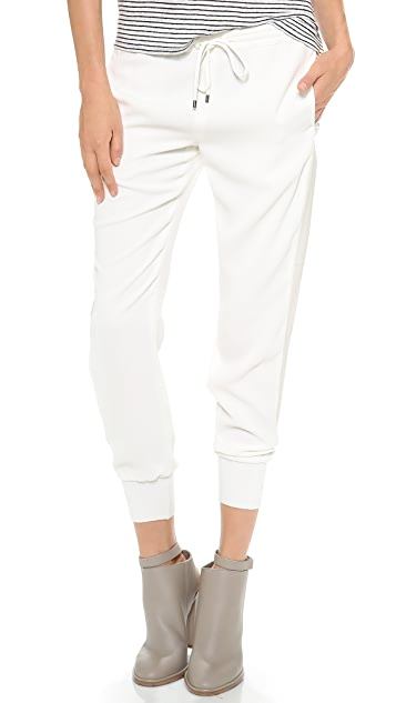Vince Side Strapping Sweatpants