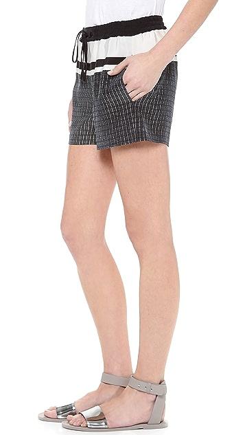 Vince Printed Shorts