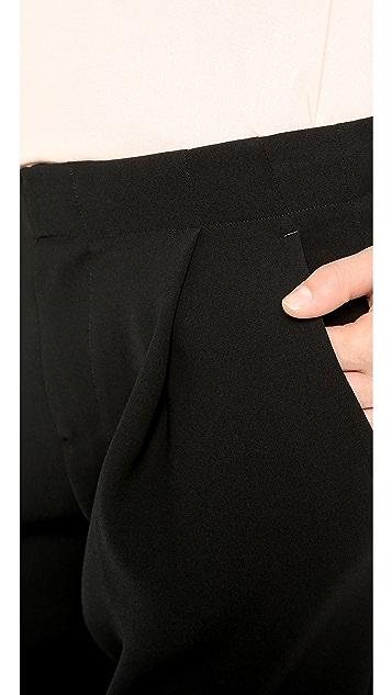 Vince Waistband Harem Pants