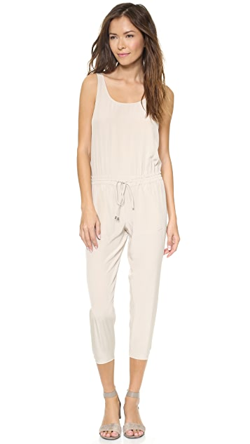 Vince Sleeveless Jumpsuit