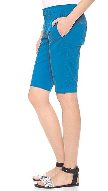 Vince Side Strap Bermuda Shorts