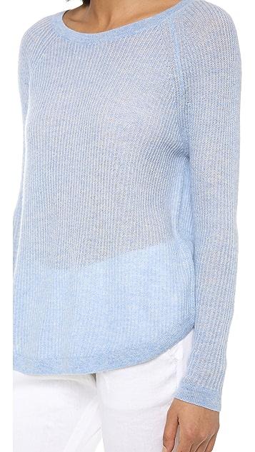 Vince Deep Raglan Sweater