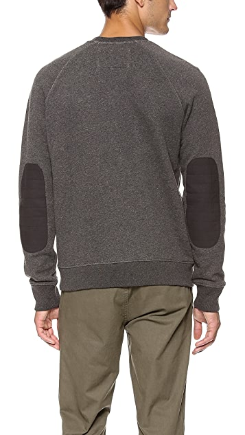 Vince French Terry Sweatshirt