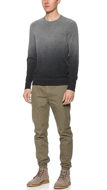 Vince Dip Dye Sweater
