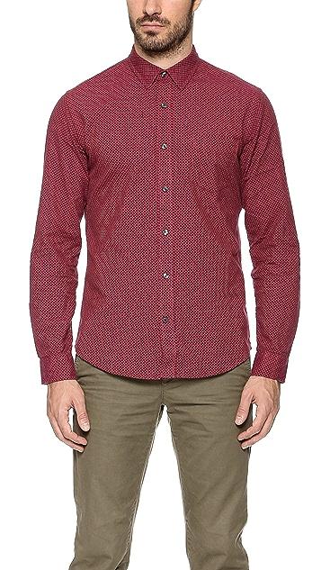 Vince Single Pocket Shirt