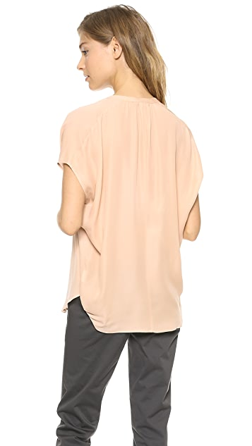 Vince Popover Top