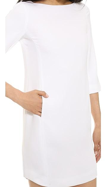 Vince Bracelet Sleeve Dress