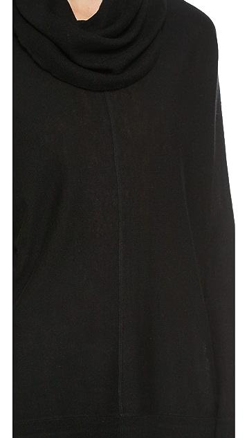 Vince Seamed Turtleneck Sweater