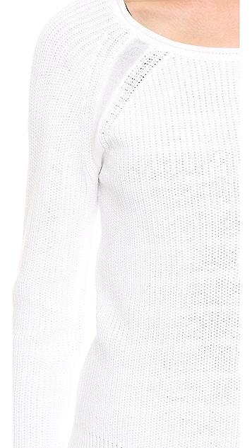 Vince Raglan Suspension Sweater