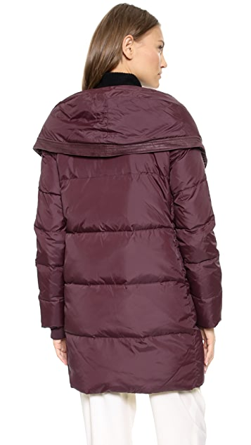 Vince Shawl Collar Puffer Coat